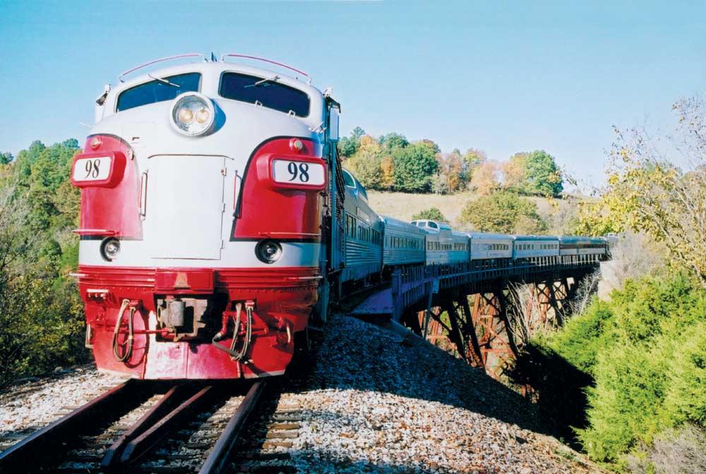 The Branson Scenic Railway