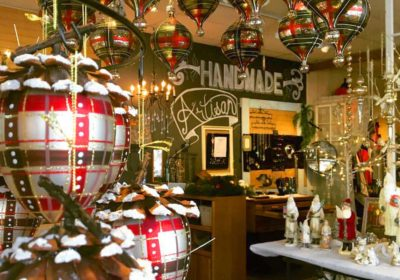 Historic Downtown Branson: One-Stop Christmas Shopping