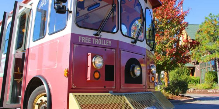 Branson Trolley Provides Free Transportation Throughout Downtown