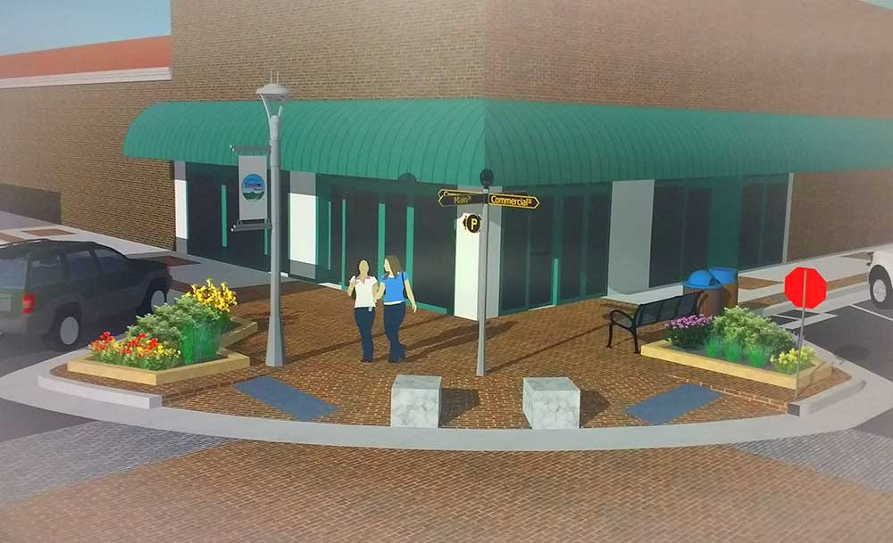 Downtown Branson Streetscape Project, Phase 3