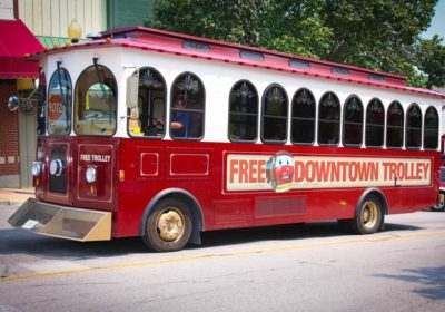 Track the Branson Trolley Using Your Phone or Computer