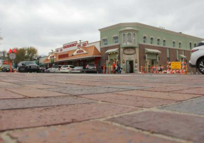 Major Portion of Streetscape Phase 3 Completed