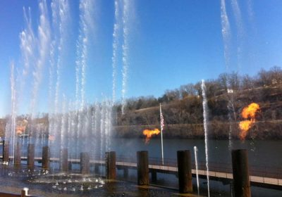 Ride the Branson Trolley to Beautiful Spots on Lake Taneycomo