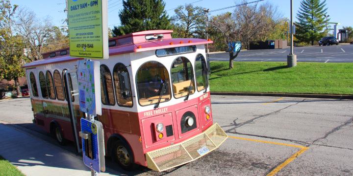 Exploring Trolley Stop #9: Upper Main Street