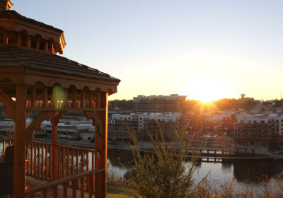 Fall in Downtown Branson is a Picturesque Treat