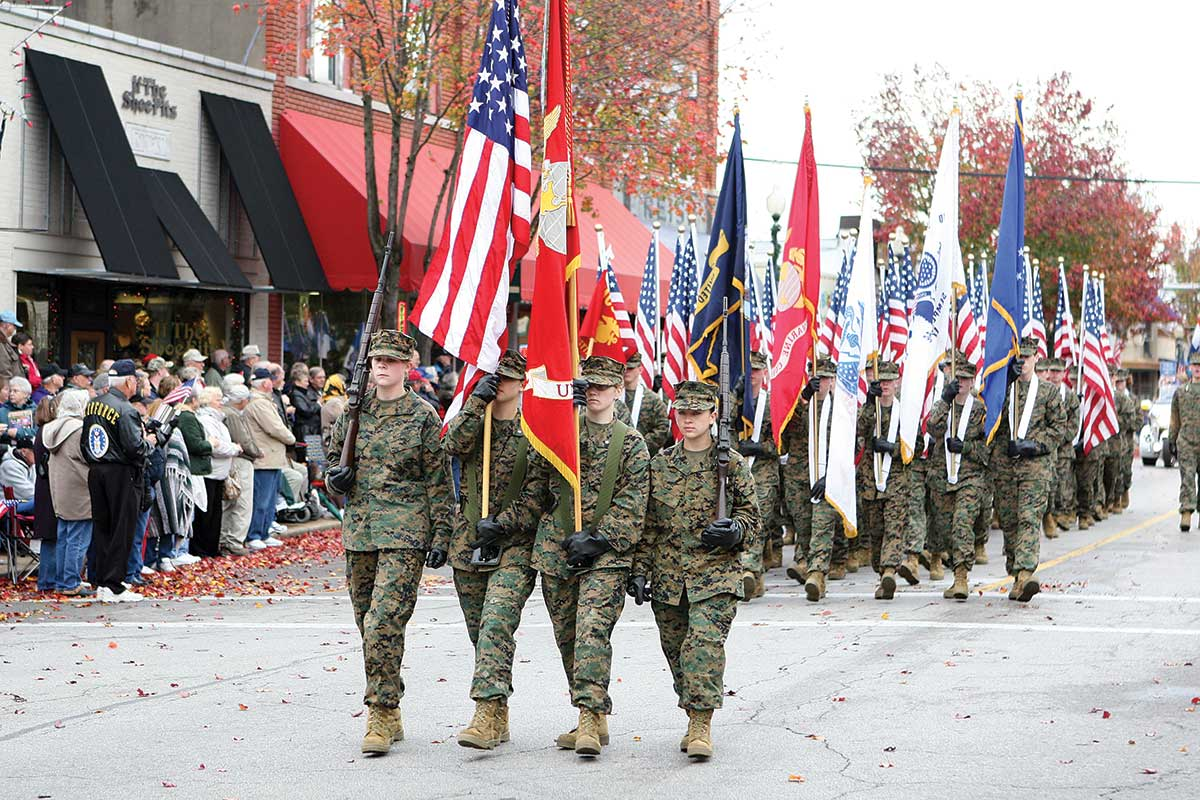 Branson Veterans Day Parade