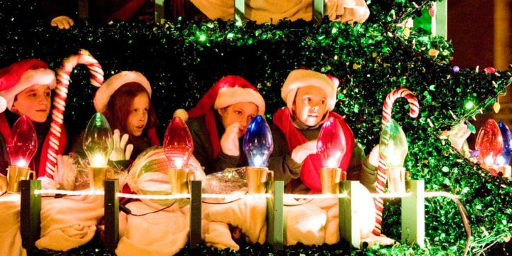 Branson's Christmas Tradition: The Adoration Scene and Parade