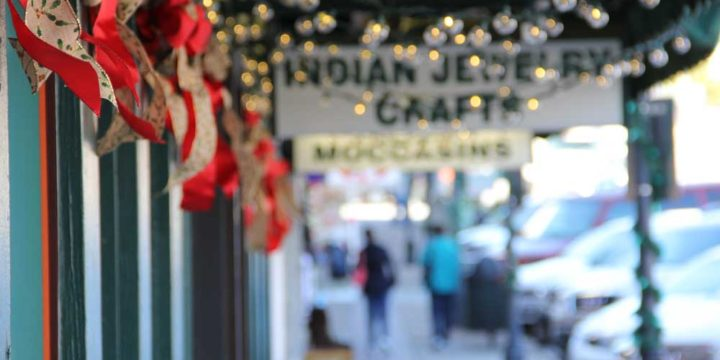 Find your Christmas Jolly in Downtown Branson