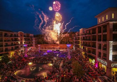 Branson's Music, Fireworks and Celebration of America