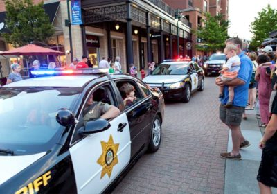 Branson Honors Law Enforcement With Special Week