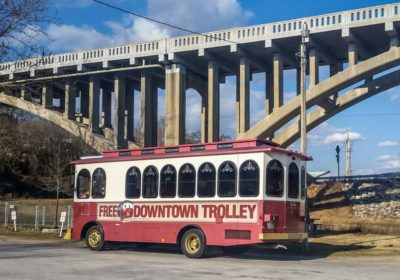 Sparky Resumes Operations with New Trolley Route