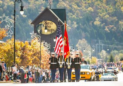 87th Annual Veterans Day Parade in Downtown Branson