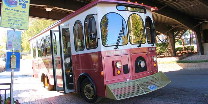 Exploring Trolley Stop #8: Main and Fourth Streets