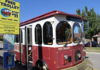 Exploring Trolley Stop #11: Pacific & Third Streets