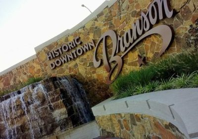 Enjoy Outside Time in Downtown Branson's Many Parks