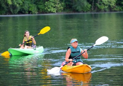 Get Out On the Water In Downtown Branson