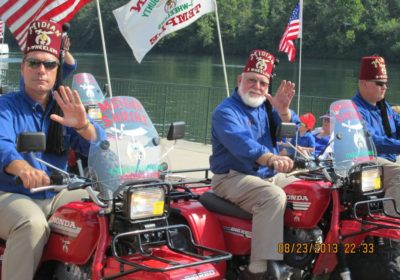 Thousands of Shriners Return to Downtown Branson in August