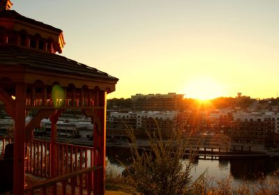 Great spots to experience Downtown Branson's beautiful fall foliage