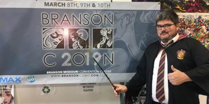 Fans Coming to Downtown for Branson Comic Con 2019