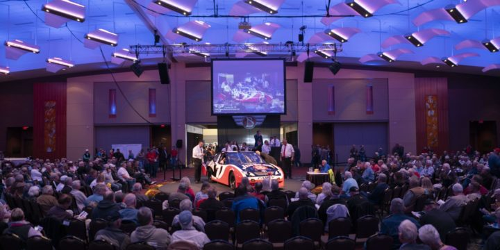 The Fall Branson Car Auction Speeding into View