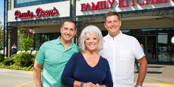 Paula Deen's Family Kitchen Opens Just Steps from Trolley Stop