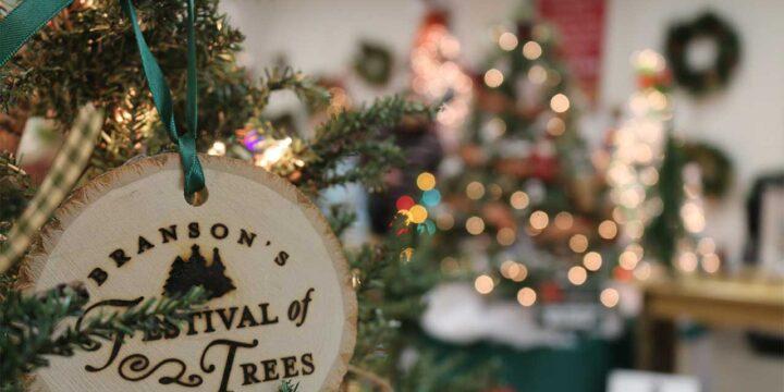 Festival of Trees Returns to Branson Landing for 2020